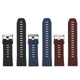 LOKMAT 25mm TPU Watch Band Universal Sport Watch Strap Replacement for LOKMAT Smart Watch