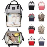 16L Mummy Backpack Baby Nappy Diaper Bag Large Capacity Storage Pouch Outdoor Travel
