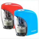Ring Sun RS-A04431 Student Automatic Pencil Sharpener Stationery Cchildren Electric Pencil Sharpener