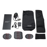 Pro EMS Abdominal Muscle Trainer Gear Toner-Core Toning ABS Fit Workout Belt
