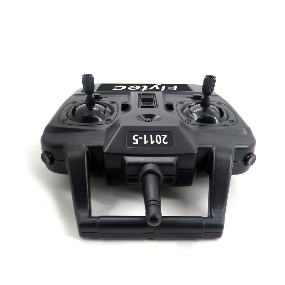 Flytec 2011-5 Generation Fishing Bait Rc Boat Spare Parts 2.4G 4CH Transmitter Remote Controller