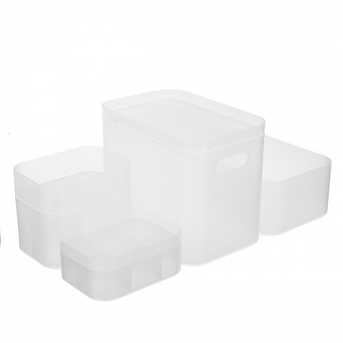 Makeup Drawer Storage Box Cosmetic Jewelry Desktop Plastic Home Organizer Case
