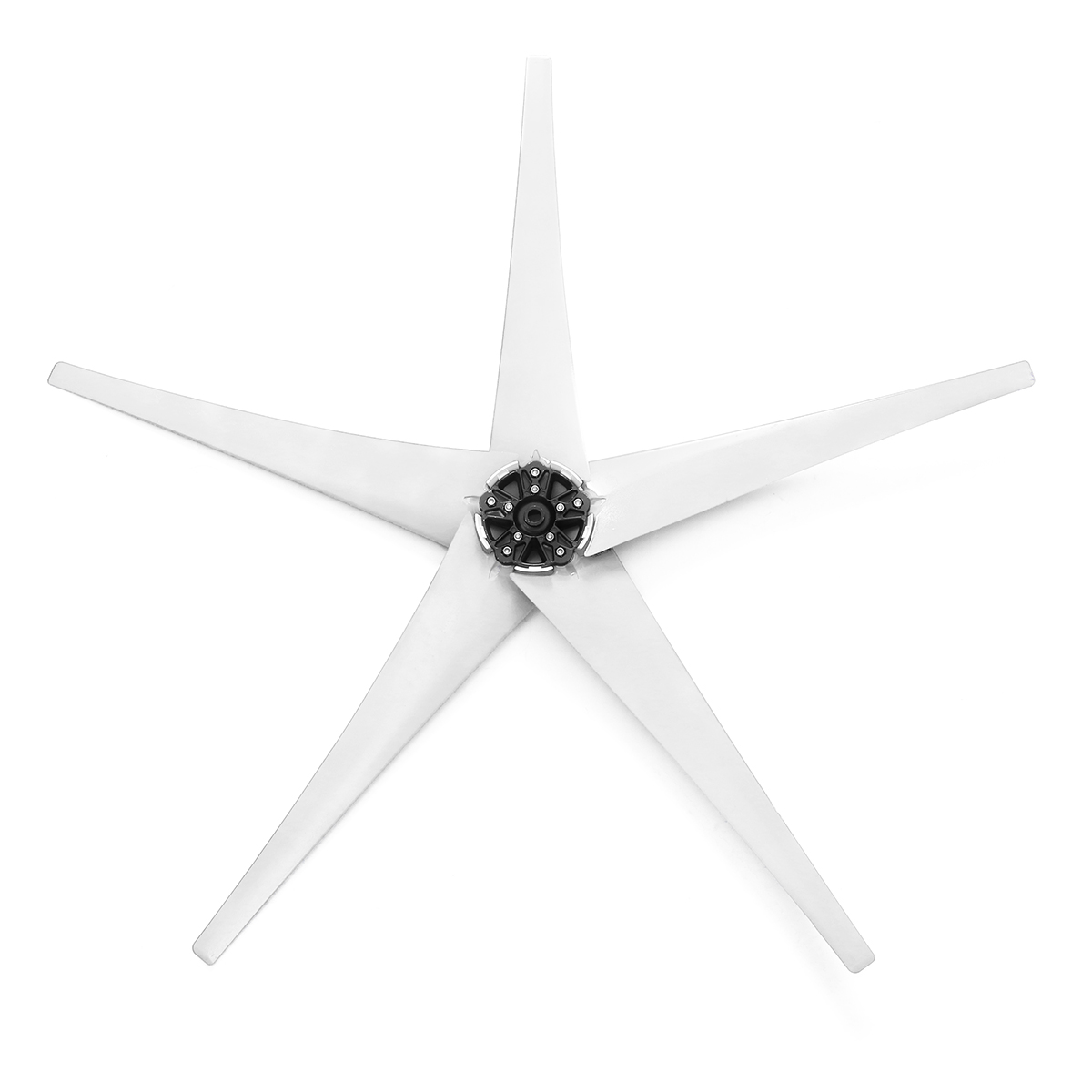 820W Wind Turbine Generator 12/24V 3/5 Blades With Charge Controller Wind Generator