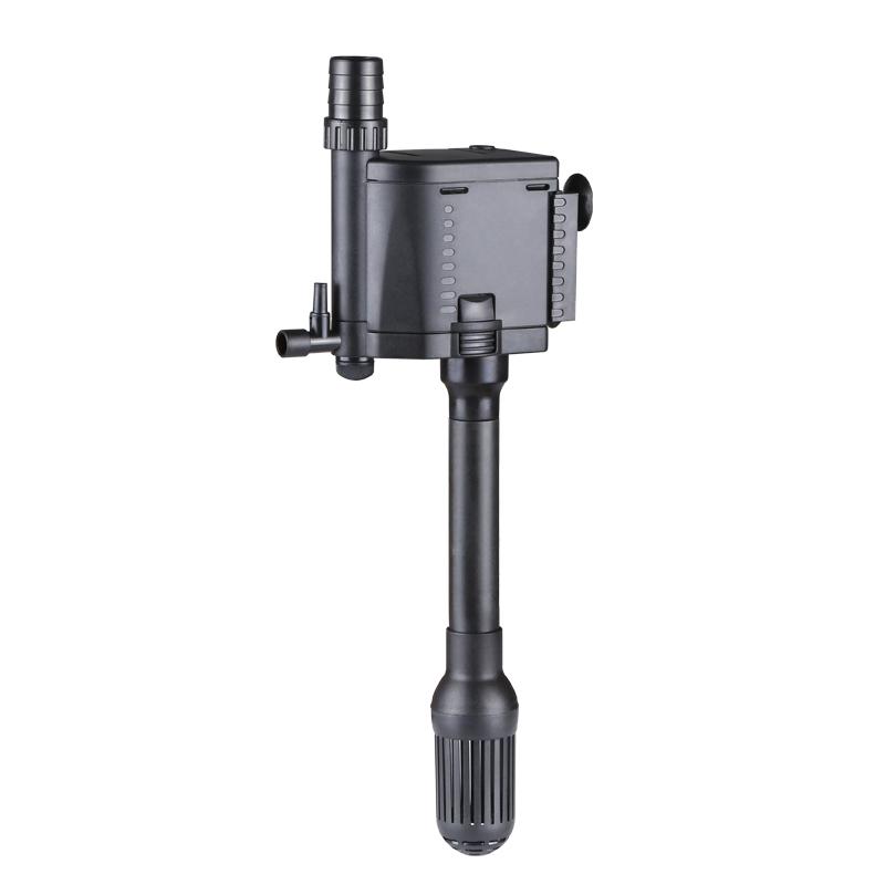 Sunsun 3 In 1 Multi-function Submersible Pump Fish Tank Oxygen Small Aquarium Pump Filter Mute Pump