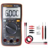 ANENG AN8002 Orange Digital True RMS 6000 Counts Multimeter AC/DC Current Voltage Frequency Resistance Temperature Tester / + Test Lead Set
