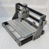 Portable 3018 3 Axis Mini DIY CNC Router Adjustable Speed Spindle Motor Wood Engraving Machine Milling Engraver