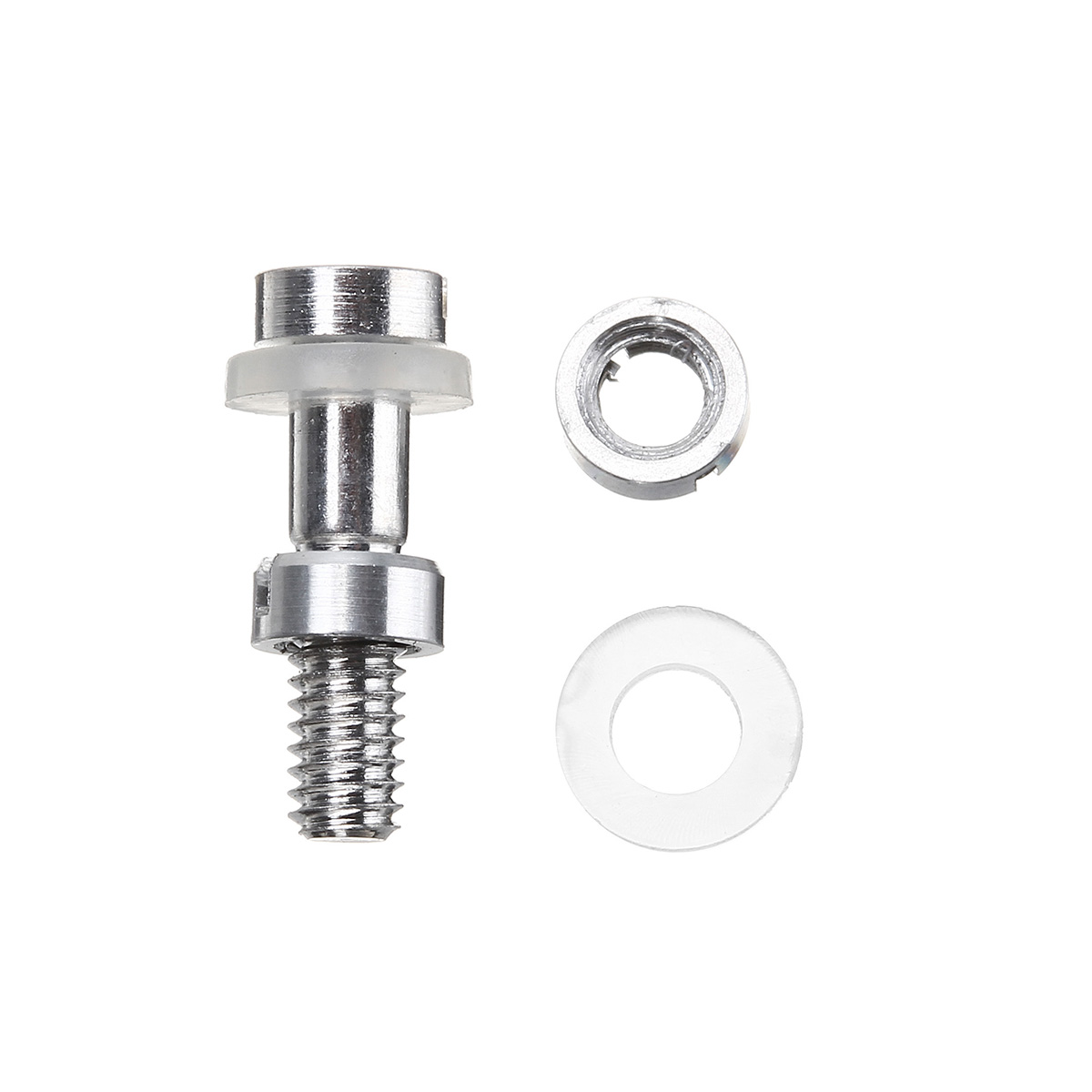 7.5mm/10.5mm/11.5mm/13.5mm/16.5mm M2.5mm Mounting Screw Set For Record Player
