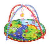 Baby Multi-funtion Music Crawling Mat Game Blanket Early Education Toys