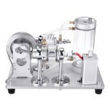 STEM Hit & Miss Gas Engine Combustion Engine Oil Modified Version Project DIY Engine Model