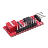 3pcs PCF8574 PCF8574T I/O For I2C IIC Port Interface Support Cascading Extended Module Expansion Board High Low Level