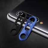 Bakeey Anti-scratch Metal Circle Ring Phone Camera Lens Protector for Xiaomi Mi9 Mi 9 / Xiaomi Mi9 Mi 9 Transparent Edition
