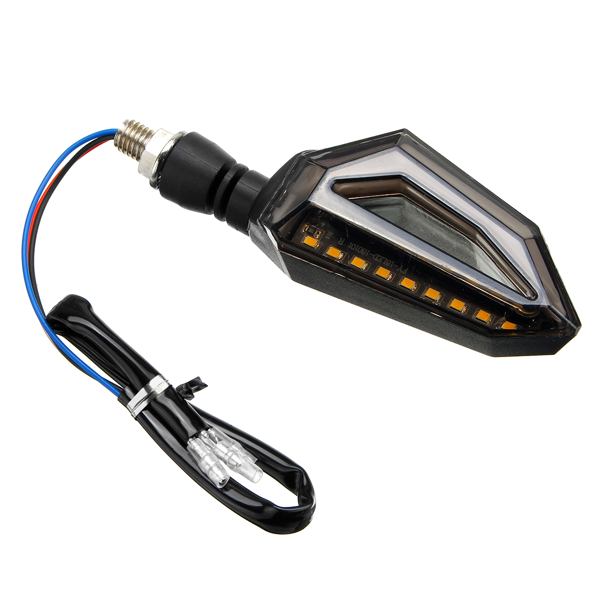 12V Motorcycle LED Turn Signal Indicator Lights For Kawasaki/Yamaha/BMW/Honda/KTM
