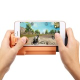 Mobile Gamepad Controller Joystick Fire Trigger Shooter Button for PUBG for Rules of Survival