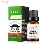 10ml Men Beard Growth Oil Nursing Moisturizing Improve Frizz Beard Eyelashes Nourishing Fluid Mustache Oil