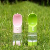 Portable Pet Dog Water Bottles For Small Large Dogs Travel Puppy Cat Drinking Cup Outdoor Pet Water Dispenser Feeder Pet Product