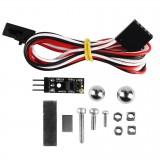 Upgraded MK2.5/MK3 To Mk2.5s/Mk3s 3D IR Filament Sensor Filament Material Run Out Detector Kit For Prusa I3 MK3 3D Printer Parts