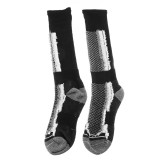 1 Pair Men Long Sock Winter Sports Ski Snowboard Thermal Socks Thick Cotton Socks