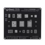 S450 3D BGA Reballing Stencil Communication Logic Module BGA Reballing Repair Tool for iPhone 5 5S 6 6S 7G 7Plus 8 8P