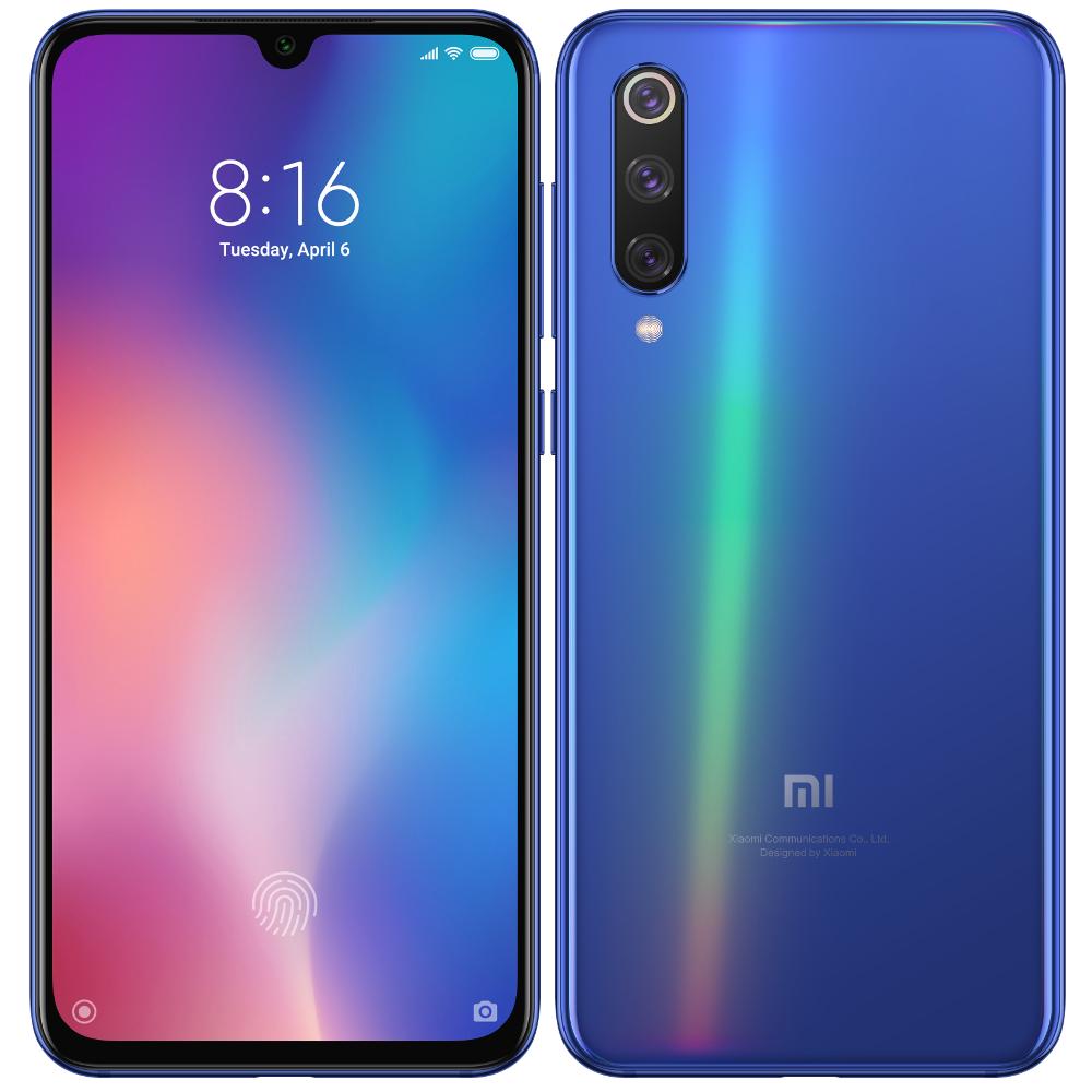 Xiaomi Mi9 Mi 9 SE Global Version 5.97 inch 48MP Triple Rear Camera NFC 6GB 64GB Snapdragon 712 Octa core 4G Smartphone