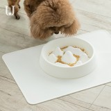 Jordan&Judy JJ-PE0017 Pet Feeding Bowl Stay Healthy Prevent Obesity PP Material Dog Supplier From Xiaomi Youpin