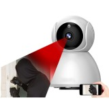 720P HD Smart Home Security WiFi IP Camera  Wireless CCTV IR Night Baby Monitor