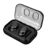 [bluetooth 5.0] True Wireless Sport Earbuds HiFi Stereo Earphone Touch Control Auto Pairing Headphones with Mic