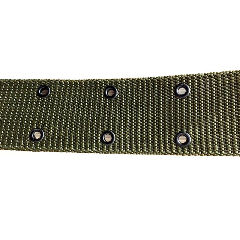 54cm Diameter Nylon Tactical Belt Inserting Quick Release Buckle Waist Belt Band Hunting Camping Sport Nylon Belts