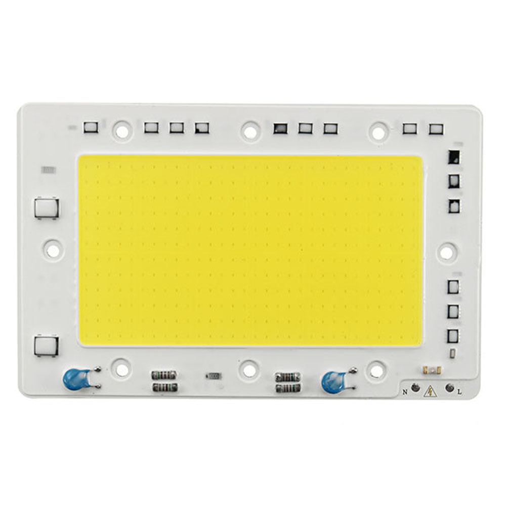 3pcs LUSTREON Pure White 150W 15000LM DIY COB LED Light Chip Bulb Bead 160x100mm For Flood Light AC 220V