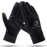 Windproof Touch Screen Gloves Outdoor Sports Hiking Motorcycle Bike Cycling Full Finger