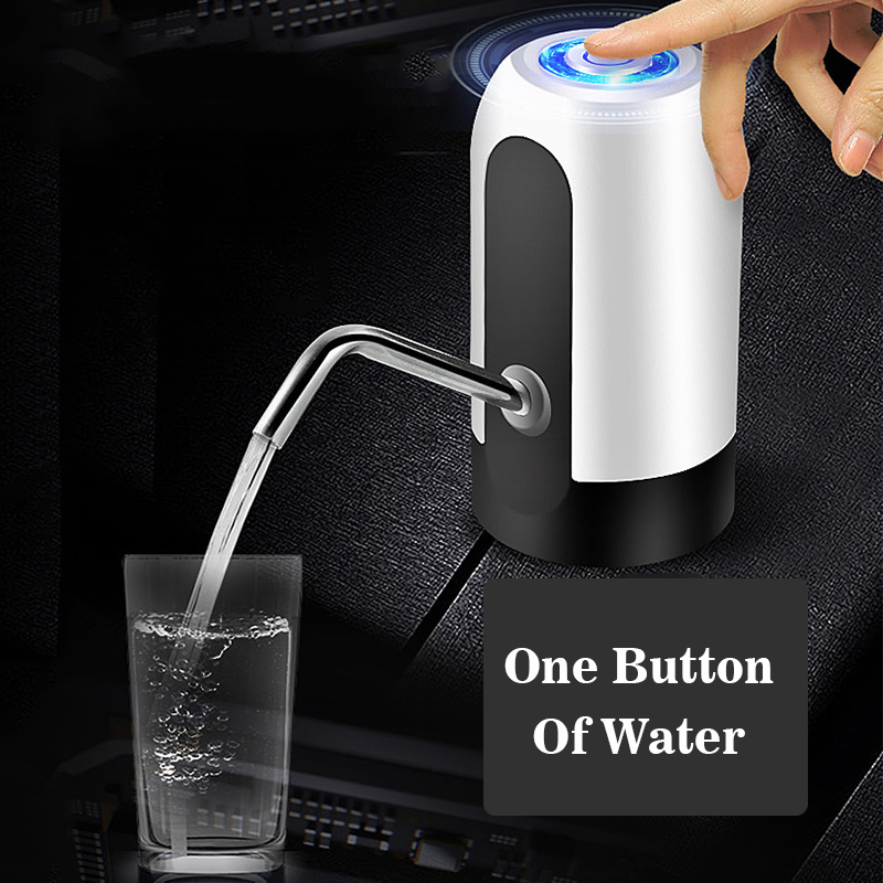 Rechargeable Auto Bottled Water Dispenser Bottle Water Pump Automatic Drinking Tool