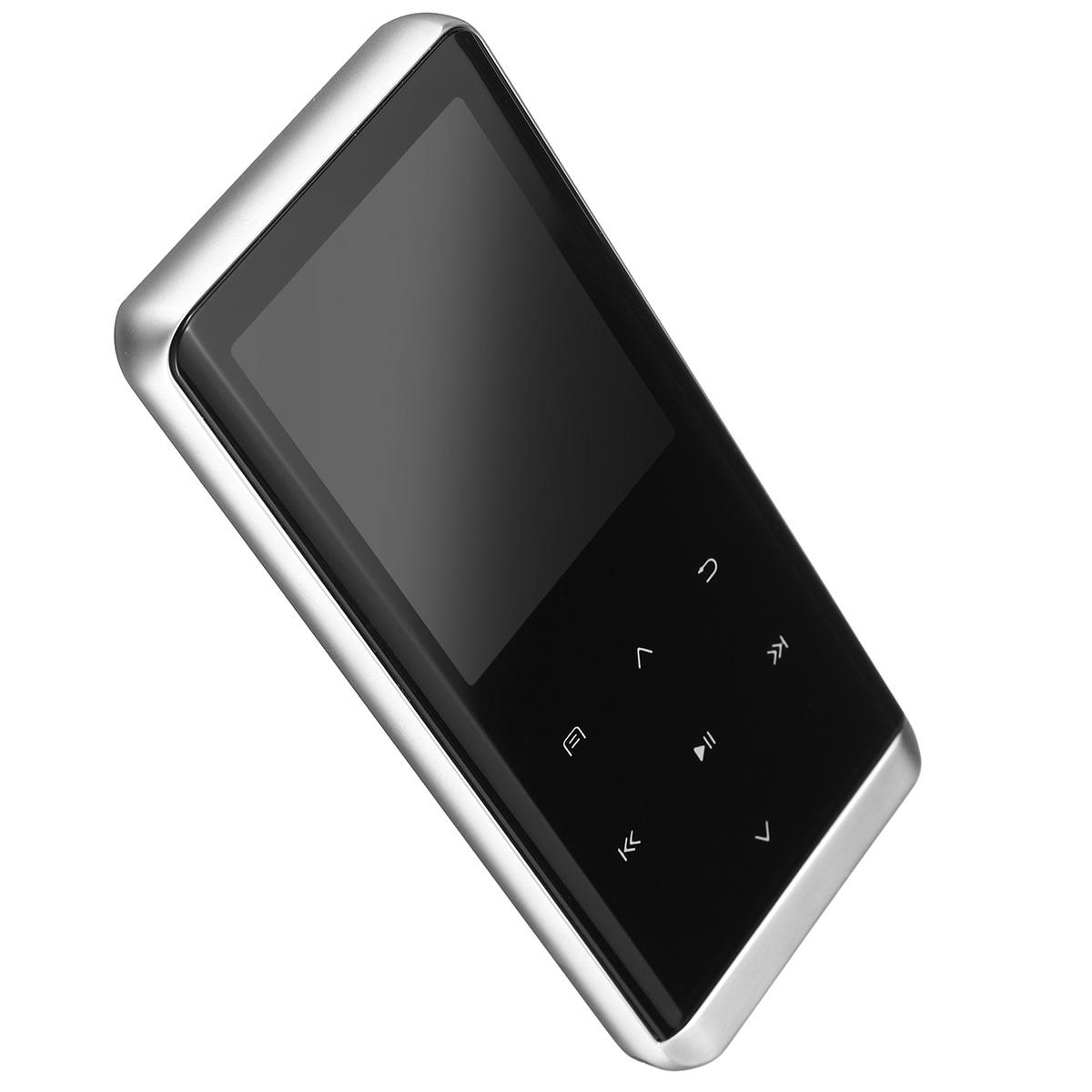 JNN M13 bluetooth Lossless MP3 Player MP4 Audio Video Music Player FM Radio E-book