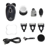 5 In 1 5Head 4D Electric Men Bald  Beard Shaver Razor Cordless Hair Trimmer Clipper Groomer USB Rechargeable