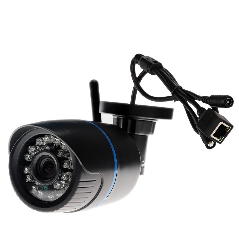 BESDER Wifi IP Camera 720P 960P 1080P Wireless Wired ONVIF P2P CCTV Bullet Outdoor Camera Night Vision