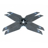 Hobbyporter 8743F Carbon Fiber Quick Release Foldable Propeller Props for DJI Mavic 2 Pro/Zoom RC Drone 2 Pairs