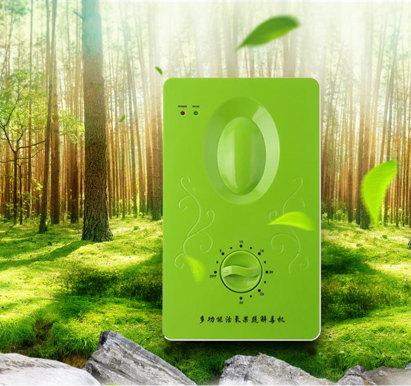 220V Active Oxygen Anion Ozone Generator Air Water Purifier Ozonizer Hanging