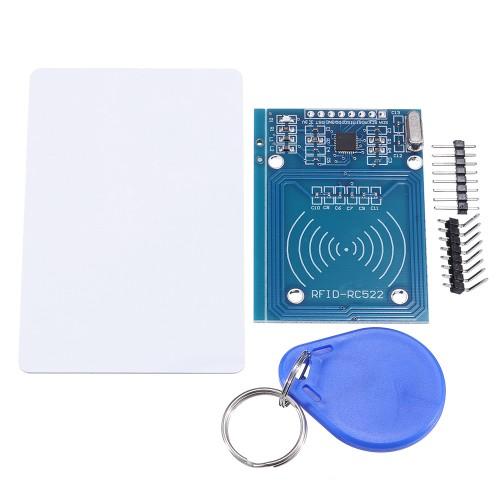 5pcs CV520 RFID RF IC Card Sensor Module Writer Reader IC Card Wireless Module For Arduino