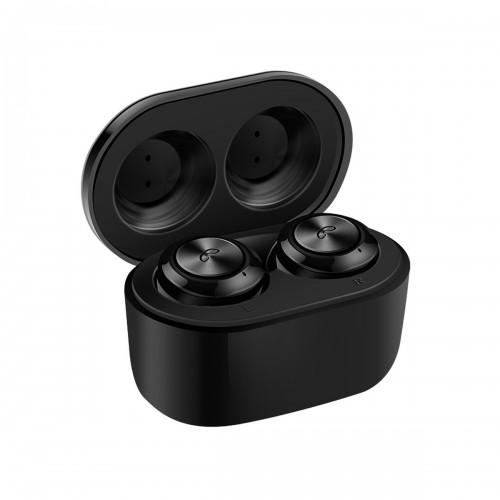 [bluetooth 5.0] Mini TWS True Wireless In-Ear Stereo Earphone Portable IPX7 Waterproof Sport Earbuds Headset with Mic