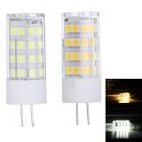 AC/DC12V 5W SMD2835 G4 Ceramics LED Corn Light Bulb for Indoor Replace Halogen Chandelier Lamp
