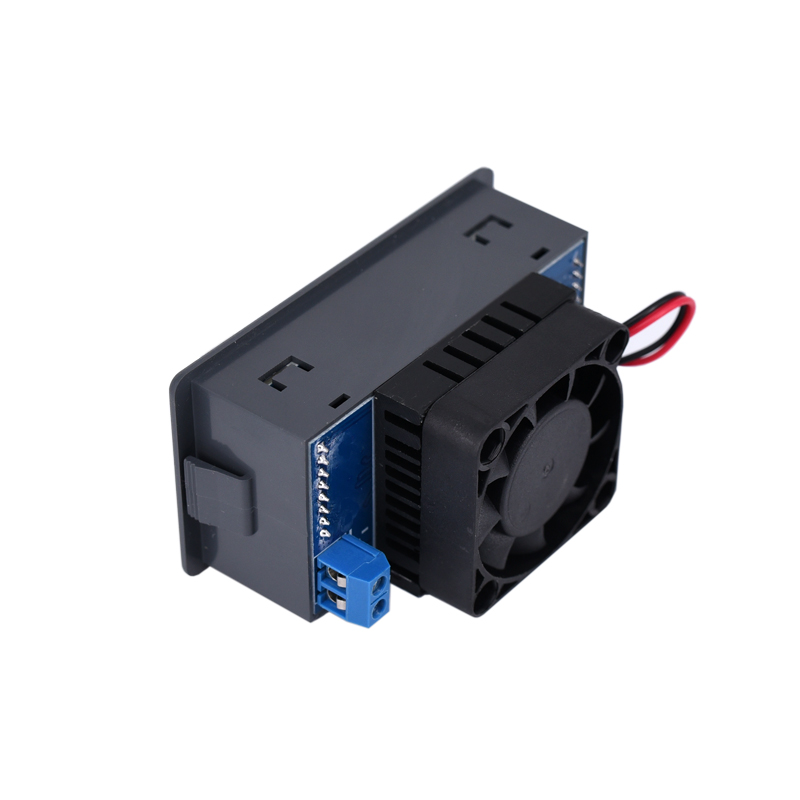 5A 35w Electronic Load Adjustable Constant Current Aging Resistor Battery Voltage Capacity Tester LCD Voltage Current Power Display