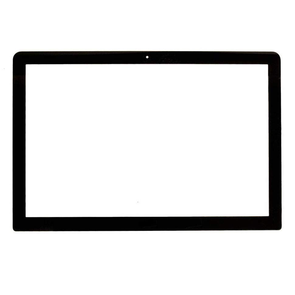 Front Screen Outer Glass Lens for Macbook Pro A1278 (Black)