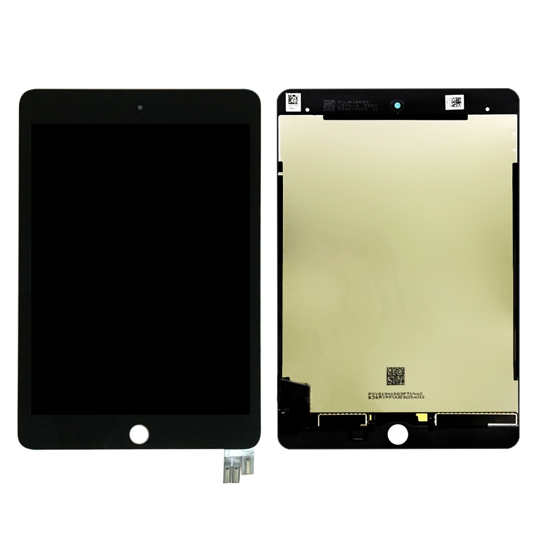 LCD Screen and Digitizer Full Assembly for iPad Mini (2019) 7.9 inch A2124 A2126 A2133 (Black)