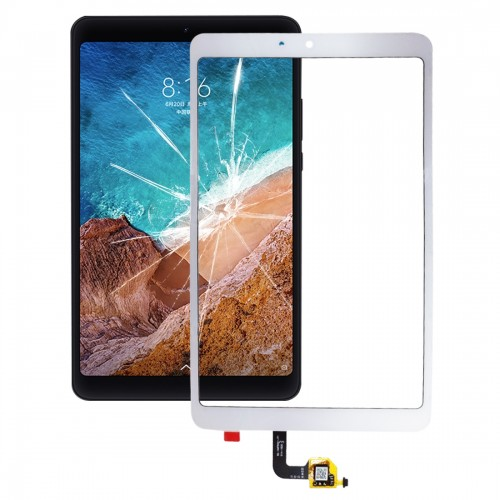 Touch Panel for Xiaomi Mi Pad 4 (White)