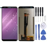 LCD Screen and Digitizer Full Assembly for Doogee S40 (Black)