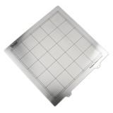 300*300mm Spring Steel Heated Bed + Platform Sticker with Back Glue For Creality CR-10/TEVO Tornado/Lulzbot Taz6 3D Printer