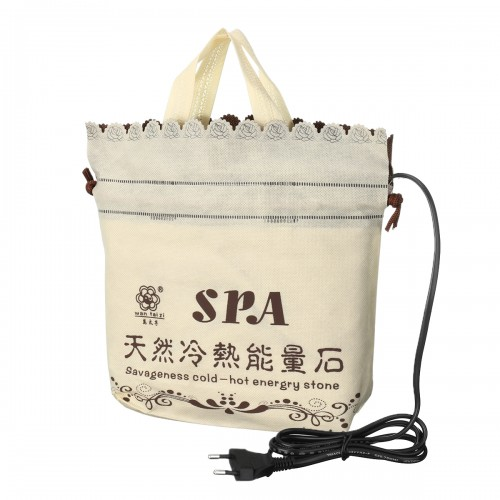220V SPA Massage Hot Stone Heating Bag Warmer Heater Device for Salon SPA Beauty