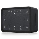 Portable Mini Wireless bluetooth Speaker Alarm Clock Sleep Sound Stereo Music Speaker