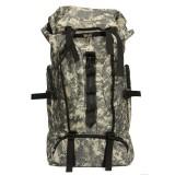 80L Outdoor Tactical Bag Climbing Backpack Waterproof Sports Travel Hiking Camping Rucksack