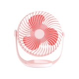 Well Star WT-F12 Portable Mini USB Fan Air Cooling Fan 360 Rotating Fan Chargable Air Cooler Silent Cooling Fans With USB Cable For Home Office Student Dormitory Outdoors