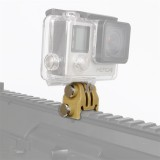 20mm Tactical Mount Sport Camera Adapter Kit for GoPro SJCAM Action Cameras Hunting Camera Holder