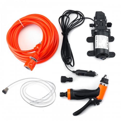 12V 160Psi Pressure Washer Water Pump High Pressure Diaphragm Self Priming Water Pump Automatic Switch